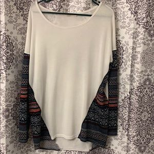 Oversized boutique sweater